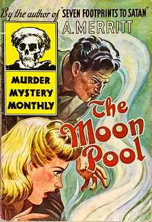 Avon Murder Mystery Monthly No. 18, (1943). Digest Size. Uncredited Cover Artist