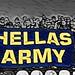 I tifosi dell'Hellas Verona sono entrati allo stadio San Paolo