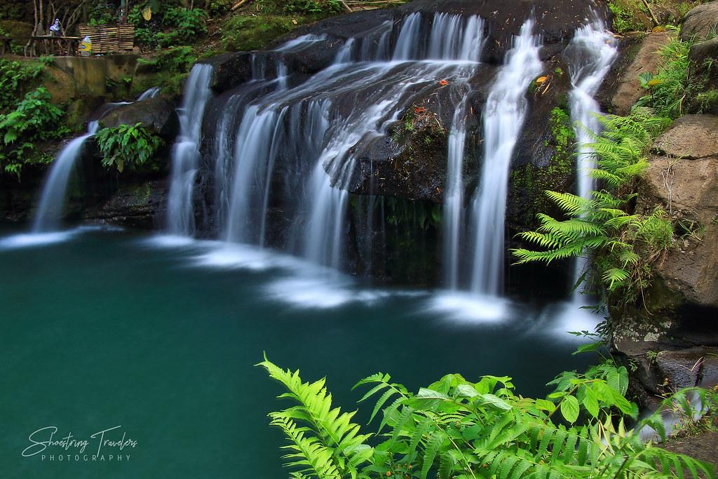 major cascade of Balite Falls, Amadeo, Cavite