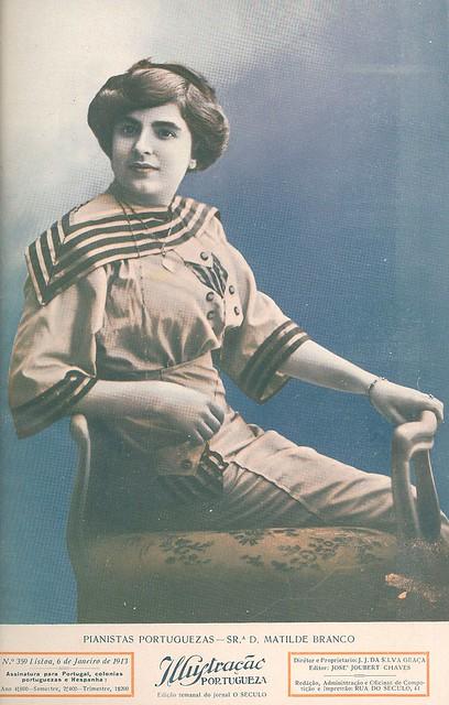 Capa de revista antiga | old magazine cover | 1913