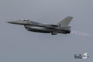 FA-106 Belgium Air Force SABCA F-16AM Fighting Falcon