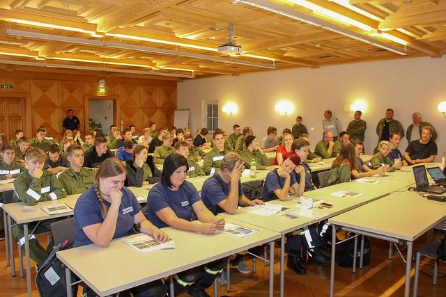Grundlehrgang  in Lachstatt  12. u. 19. 10. 2019