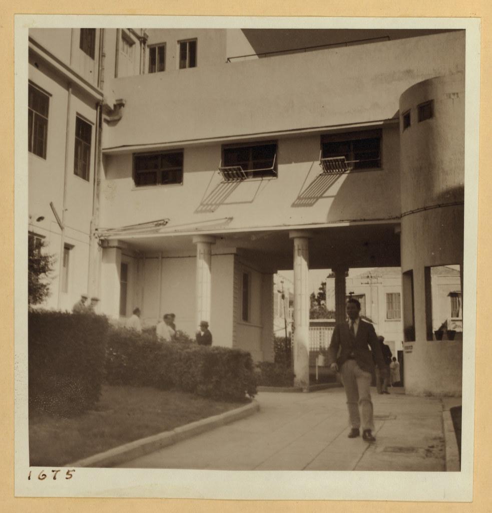 9 марта. Тель-Авив и окрестности,  Вход в больницу Адасса