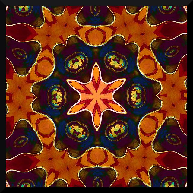 107/365 Oct 19/19 - Kaleidoscope 2