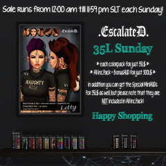 .EscalateD. | 35L Sunday | 20.October.19
