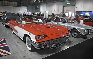 Ford Thunderbird cabriolet // Roma-441530