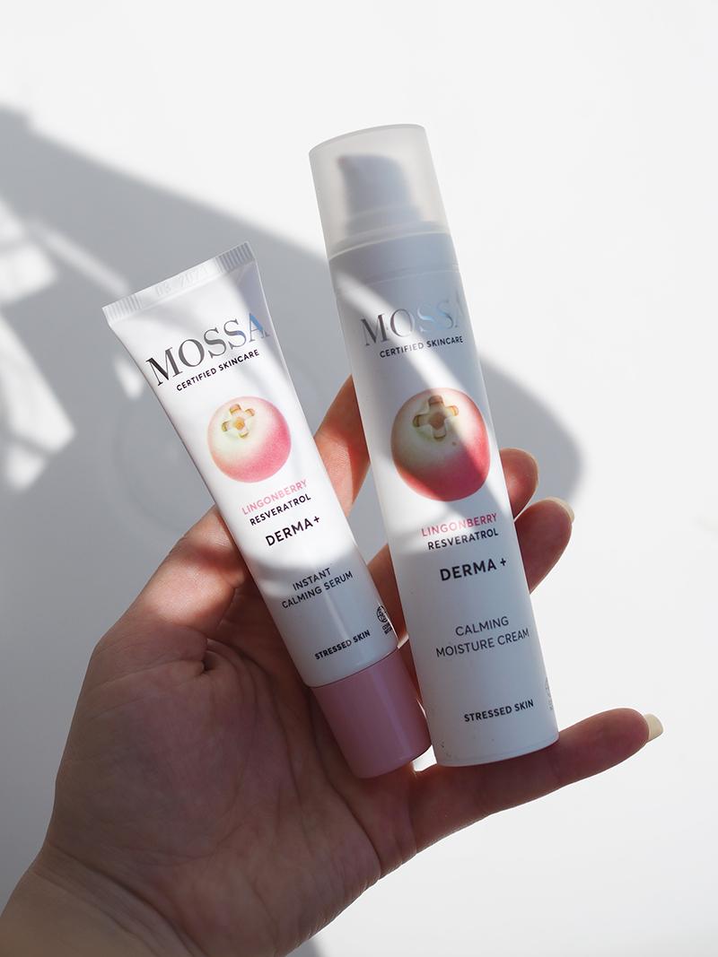 Mossa Derma+ tuotteet
