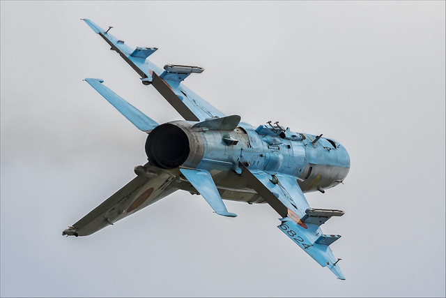 Mikoyan-Gurevich MiG-21M LanceR C - 19