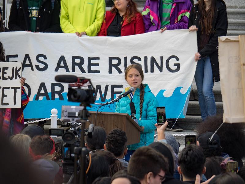 Edmonton Climate Strike