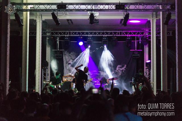 AMFest'19 I: La Oscuridad Encabezada Por Deafheaven Y Daughters Reina En Los Dos Primeros Días De Festival