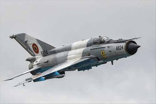 Mikoyan-Gurevich MiG-21M LanceR C - 18