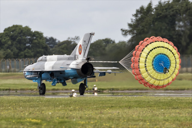 Mikoyan-Gurevich MiG-21M LanceR C - 23