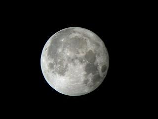 Hunter's Moon Oct 13th 2019