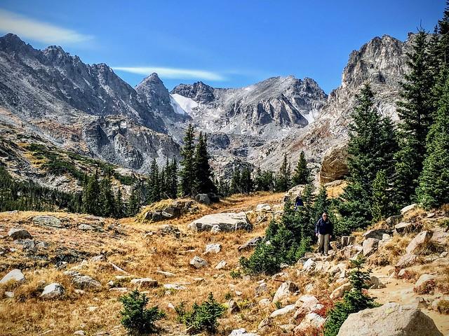 Autumn in Colorado Indian Peaks Wilderness