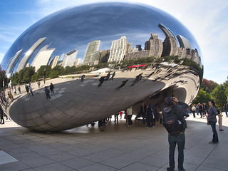 The Cloud Gate | by TaoStory