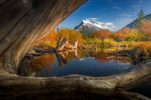 Vermilion Lake , Banff