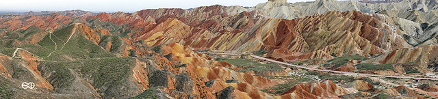 张掖 Zhangye National Geopark
