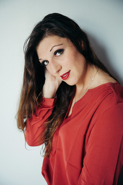 Elodie : Portrait : Nikon D700 : Tamron 24-70 mm F/2.8
