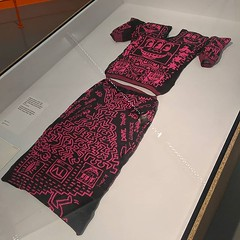 Haring, Westwood, McLaren. I'd love to wear this just once.