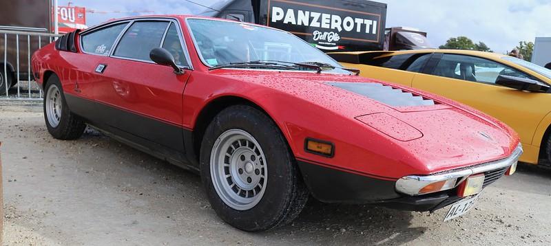 Lamborghini Urraco P 250 Bertone V8/2,5 litres  48925745667_f48048ed0b_c
