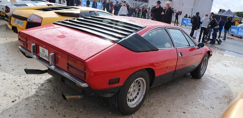 Lamborghini Urraco P 250 Bertone V8/2,5 litres  48925745937_30e59ee326_c