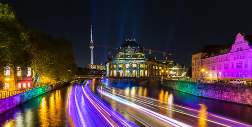 Bodemuseum Berlin (Festival of Lights 2019)