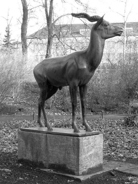 Berlin-Wilmersdorf, Preußenpark, 2011