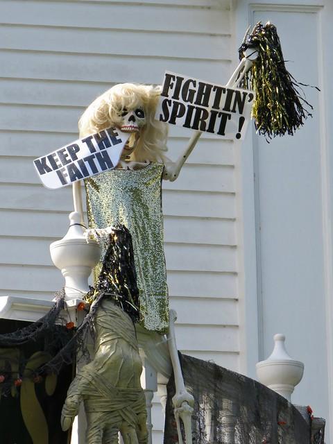 Fightin' Spirit!