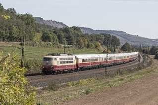 D DB 103 113-7 Harrbach 15-09-2019