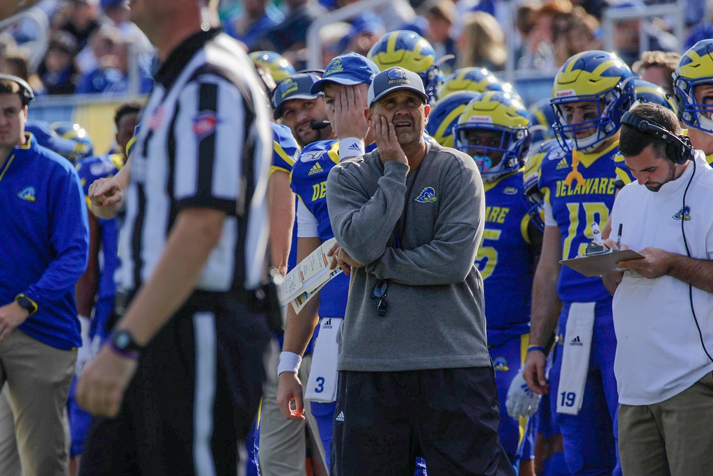 Blue Hens on the brink