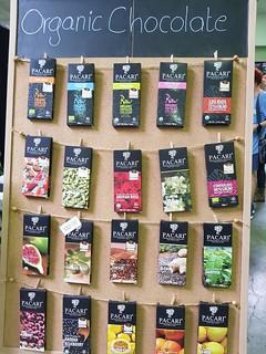 Pacari Chocolate Flavours at Brisbane Vegan Expo