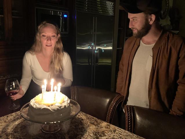 Celebrating Shannon's Birthday!