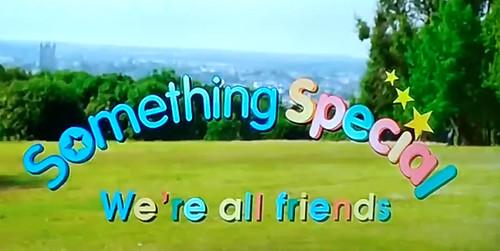 CBeebies節目Something Special