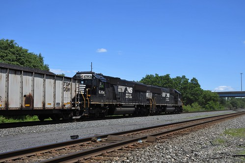 sd40e norfolksouthern fairfieldtwp oh