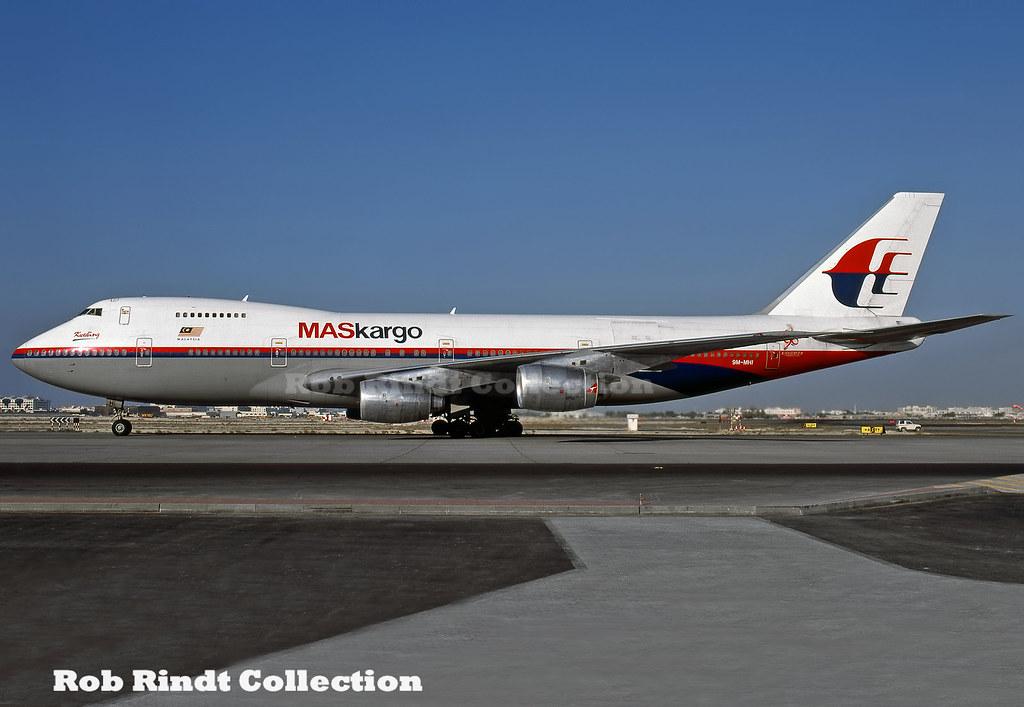 MAS Kargo B747-236B(SF) 9M-MHI