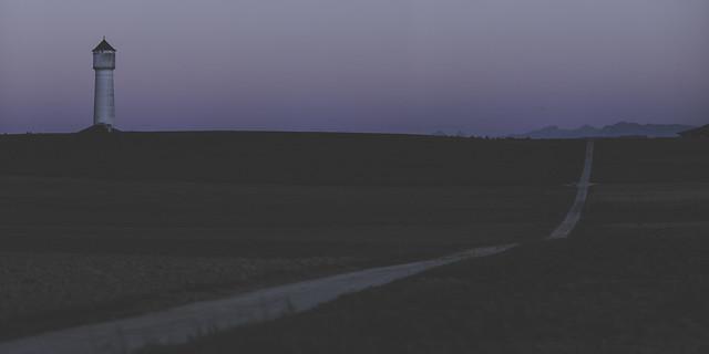 tombe la nuit