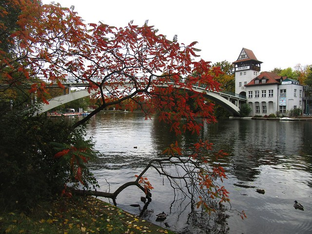 Berlin - Die Brücke zur Insel IV
