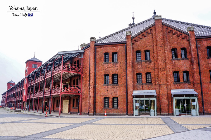 Yokohama Red Brick Warehouse 3