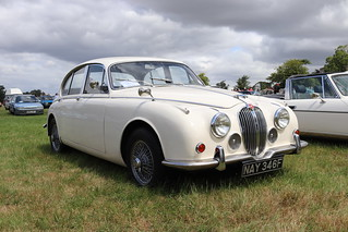 Jaguar Mark II 3.4 NAY346F