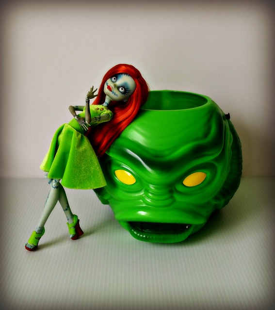31 Days of Sally: Monster Crush