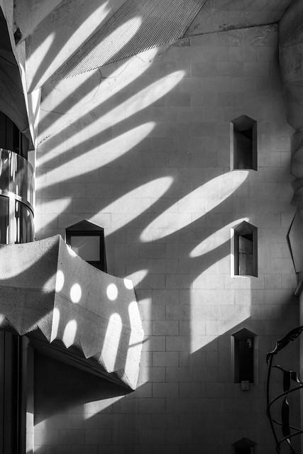 Sagrada Shadows