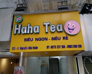 Ha Ha Tea