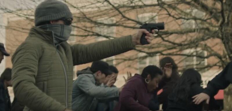 Outsider - Gun