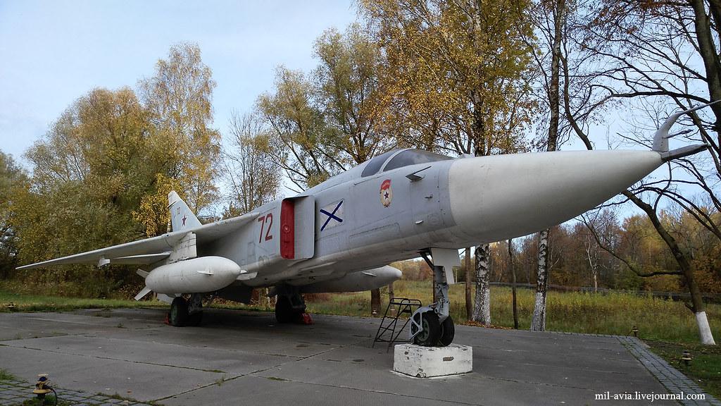 Su-24M monument
