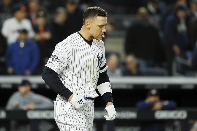 Aaron Judge(達志影像。)