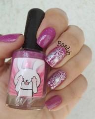 {Pink-A-Boo} By Dora