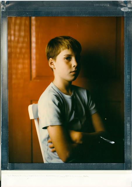 E (Polaroid 8x10)