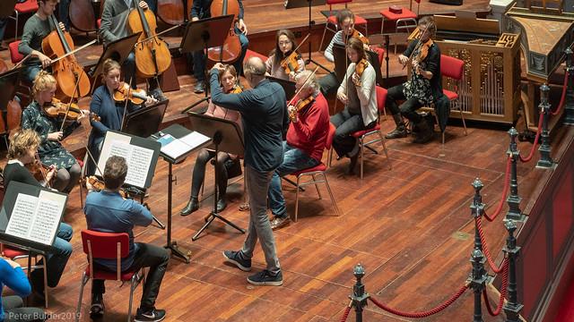 Concergebouw Orchestra- Director Thomas Hengelbrock