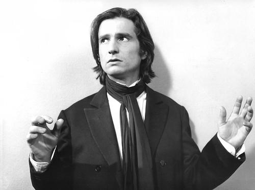 Jean-Pierre Léaud in Umarmungen und andere Sachen (1975)