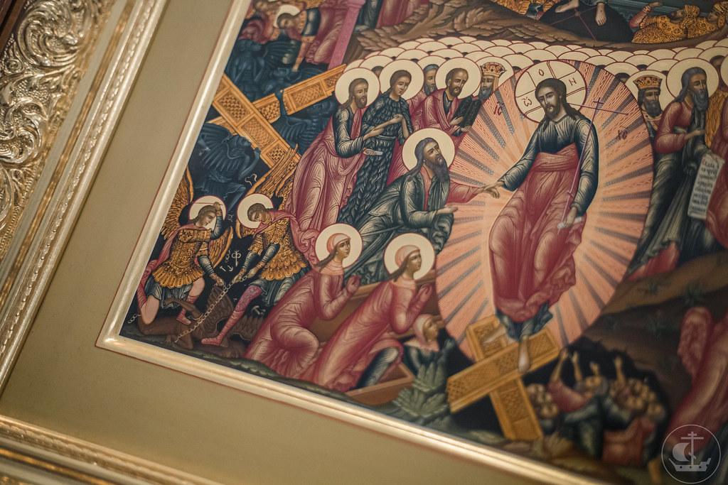 19-20 октября 2019, 18-я седмица по Пятидесятнице / 19-20 October 2019, The 18th week after Pentecost